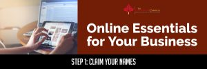 Business Online Essentials Claim Your Names
