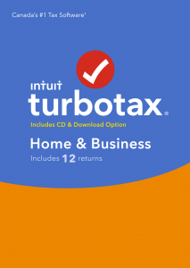 TURBO TAX FOR HOME & BUSINESS