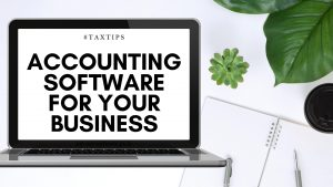 Accounting Software for small business self employed