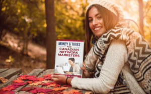 Money & Taxes for Canadian Network Marketers Direct Sellers MLM