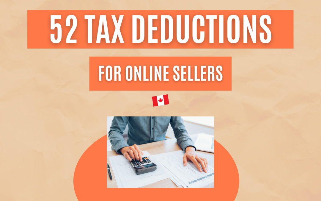 52 Tax Deductions for Online Sellers